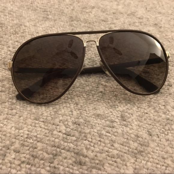 e0d45f35718 ... 2887 S Metal Aviator Sunglasses Black Source · Gucci Accessories Sunglasses  Gg 2887s Poshmark